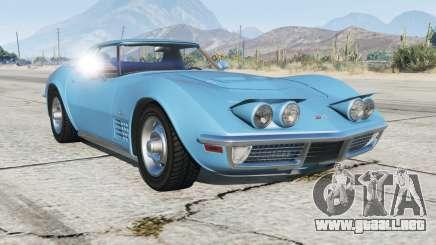 Chevrolet Corvette Stingray ZR-1 (C3) 1970 para GTA 5