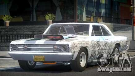 Dodge Dart R-Tuning L4 para GTA 4