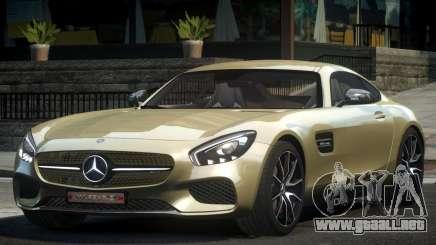 Mercedes-Benz ES AMG GT para GTA 4