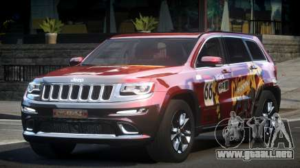 Jeep Grand Cherokee E-Style L1 para GTA 4