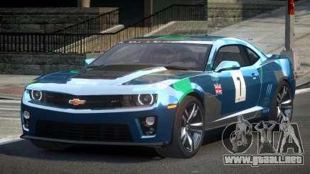 Chevrolet Camaro PSI Racing L2 para GTA 4