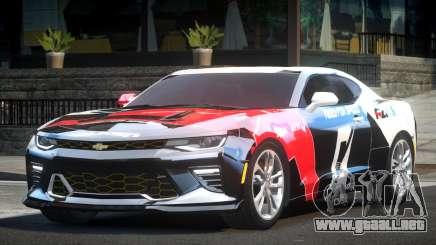 Chevrolet Camaro SP Racing L6 para GTA 4