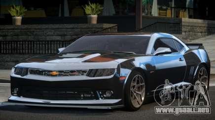 Chevrolet Camaro S-Evil para GTA 4