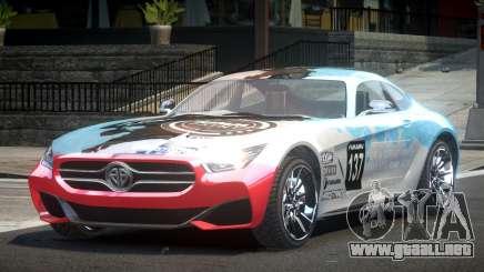 Benefactor Schlagen GT L3 para GTA 4