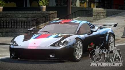 Ascari A10 Racing L10 para GTA 4