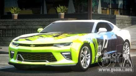 Chevrolet Camaro SP Racing L10 para GTA 4