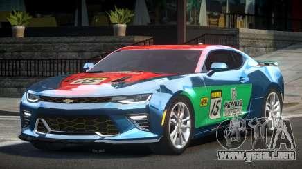 Chevrolet Camaro SP Racing L5 para GTA 4