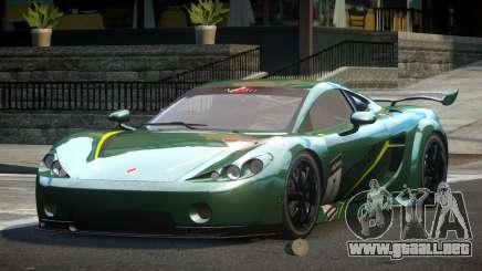 Ascari A10 Racing L4 para GTA 4