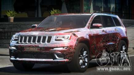 Jeep Grand Cherokee E-Style L10 para GTA 4