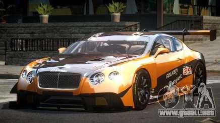 Bentley Continental GT Racing L1 para GTA 4