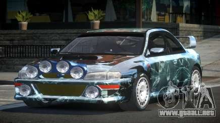 1998 Subaru Impreza RC PJ6 para GTA 4