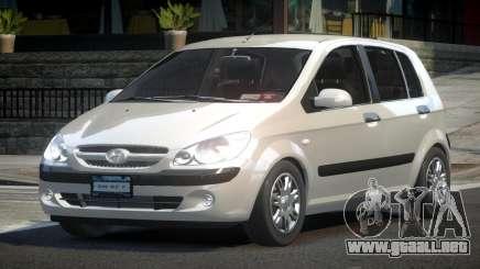 Hyundai Getz RS para GTA 4