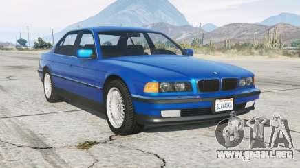 BMW 750i (E38) 1995 para GTA 5