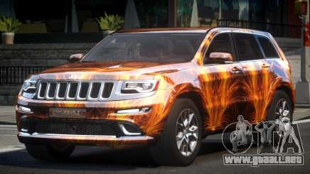 Jeep Grand Cherokee E-Style L2 para GTA 4