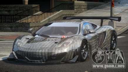 McLaren MP4 GT3 L7 para GTA 4