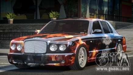 Bentley Arnage L5 para GTA 4