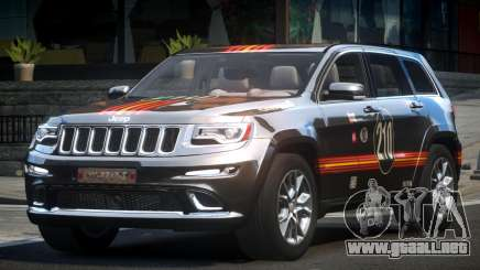 Jeep Grand Cherokee E-Style L7 para GTA 4
