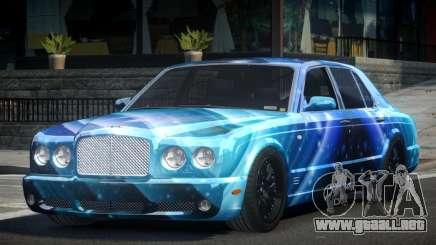 Bentley Arnage L4 para GTA 4