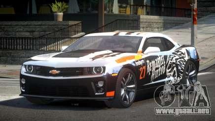 Chevrolet Camaro PSI Racing L1 para GTA 4