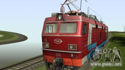 Tren EP-1 para GTA San Andreas