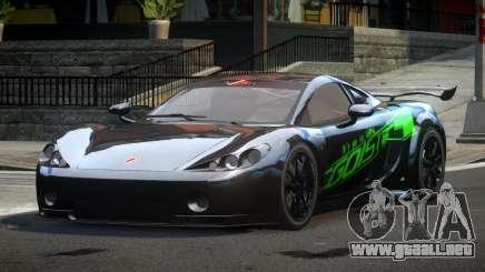 Ascari A10 Racing L5 para GTA 4