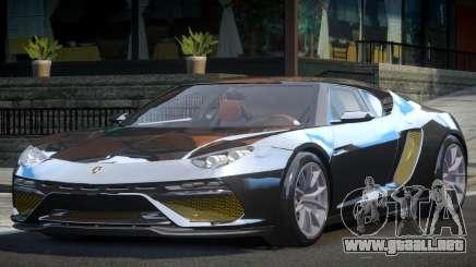 2014 Lamborghini Asterion para GTA 4