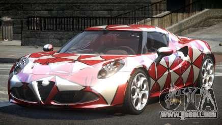 Alfa Romeo 4C L-Tuned L2 para GTA 4