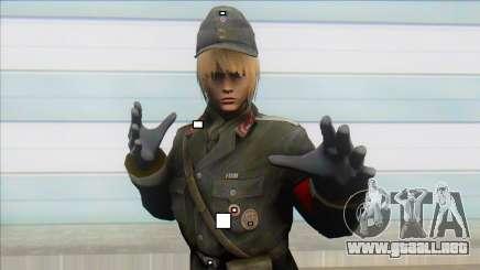 DOA Skin Eliot Army para GTA San Andreas