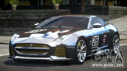 Jaguar F-Type GT L3 para GTA 4