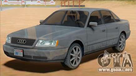 Audi A4C4 2002 para GTA San Andreas