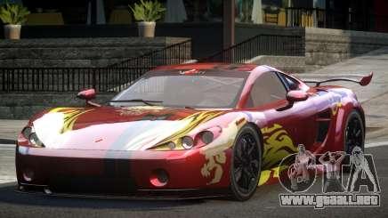 Ascari A10 Racing L8 para GTA 4