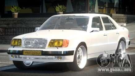 Mercedes-Benz E500 RT para GTA 4