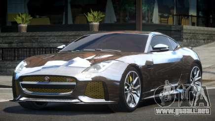 Jaguar F-Type GT L10 para GTA 4