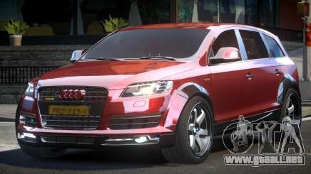 Audi Q7 TFSI para GTA 4