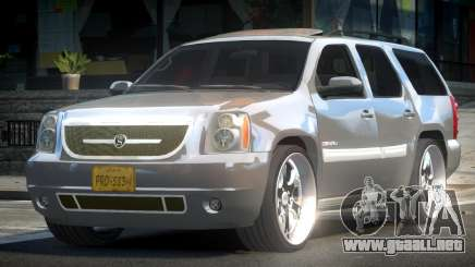 GMC Yukon ES para GTA 4