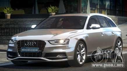 Audi S4 GST Avant para GTA 4