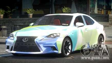 Lexus IS 350 SR L8 para GTA 4