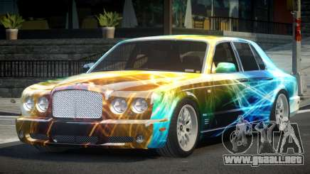 Bentley Arnage L9 para GTA 4