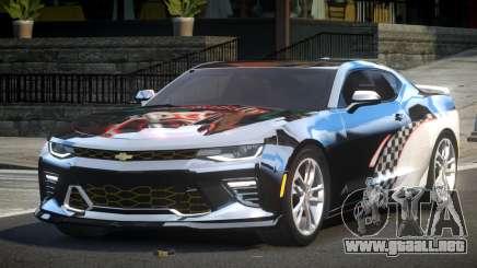 Chevrolet Camaro SP Racing L4 para GTA 4