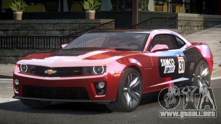 Chevrolet Camaro PSI Racing L3 para GTA 4