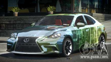 Lexus IS 350 SR L3 para GTA 4