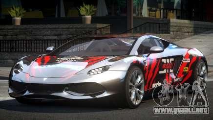 Arrinera Hussarya GT L11 para GTA 4