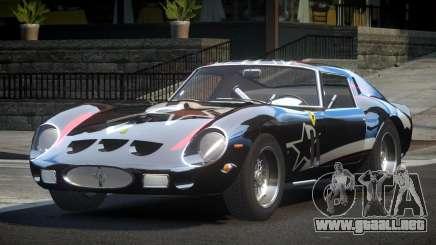 Ferrari 250 GTO 60s L3 para GTA 4