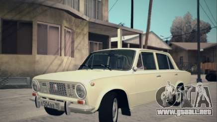 Vaz 2101 Stoke White para GTA San Andreas