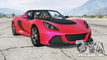 201Ձ de la Copa Lotus Exige V6 para GTA 5