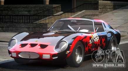 Ferrari 250 GTO 60s L9 para GTA 4