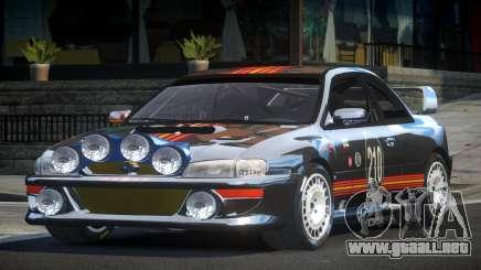 1998 Subaru Impreza RC PJ2 para GTA 4