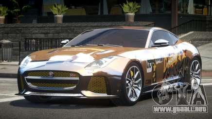 Jaguar F-Type GT L5 para GTA 4