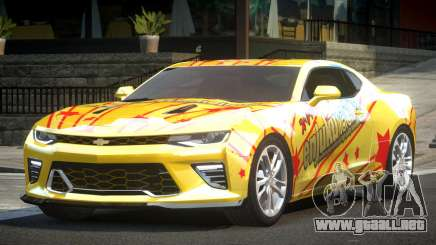 Chevrolet Camaro SP Racing L8 para GTA 4