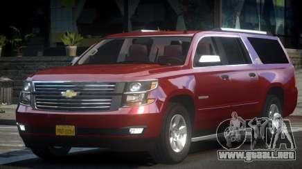 Chevrolet Suburban RT V1.2 para GTA 4